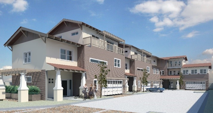 New Build Ontario CA 4-condos
