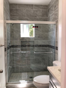 New Adu shower